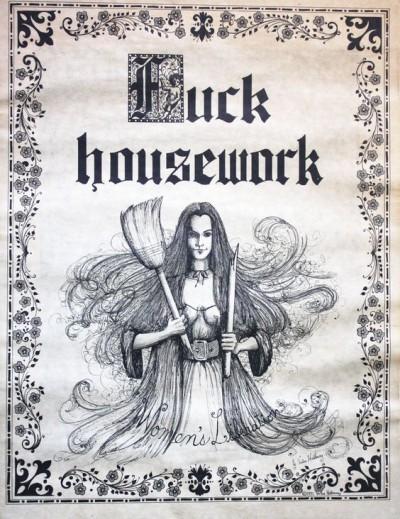 fuck-housework